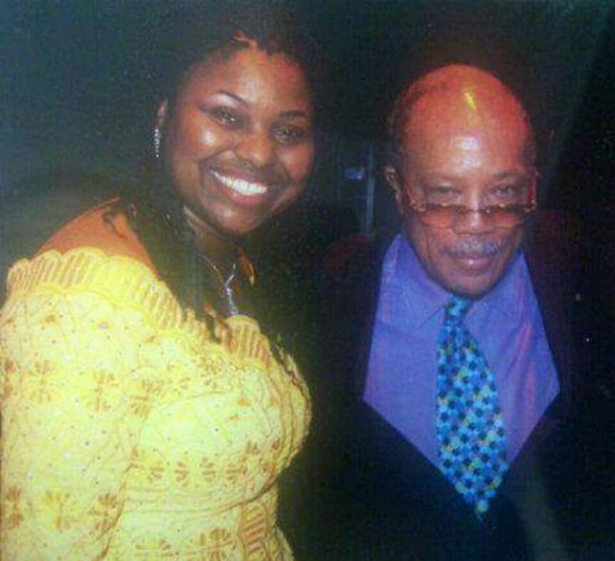 Happy Birthday to this Great man! Quincy Jones, you have inspired artist worldwide! Thank you.