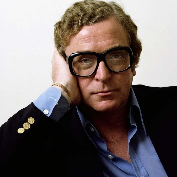 Happy Birthday Sir Michael Caine! Here\s to many more to come.