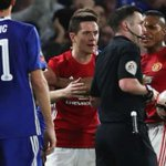 Manchester United charged by FA for 'failing to control their players'