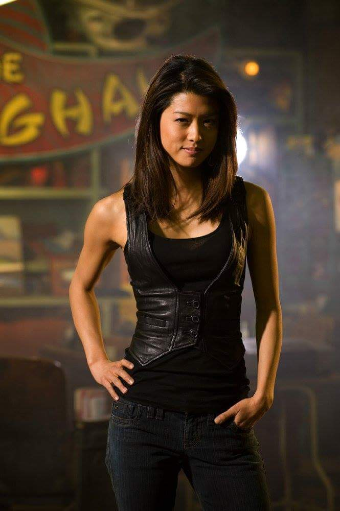 Happy birthday Grace park Aka Kono