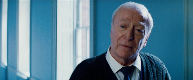 Happy 84th birthday to Sir Michael Caine, the best Alfred in all of the Batman movies!