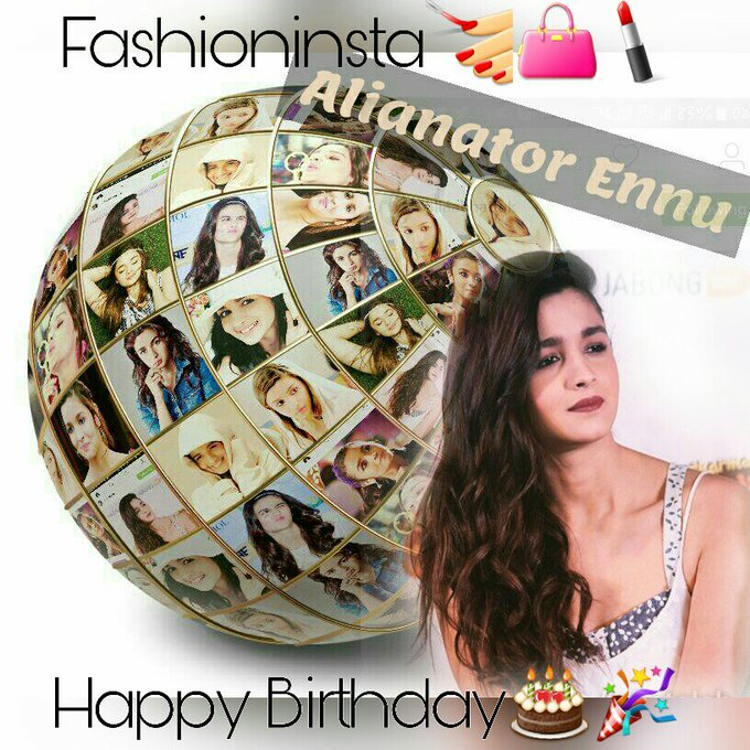 HAPPY BIRTHDAY ALIA BHATT . You were, you\re & always be my ultimate crush I love you like no one ever can