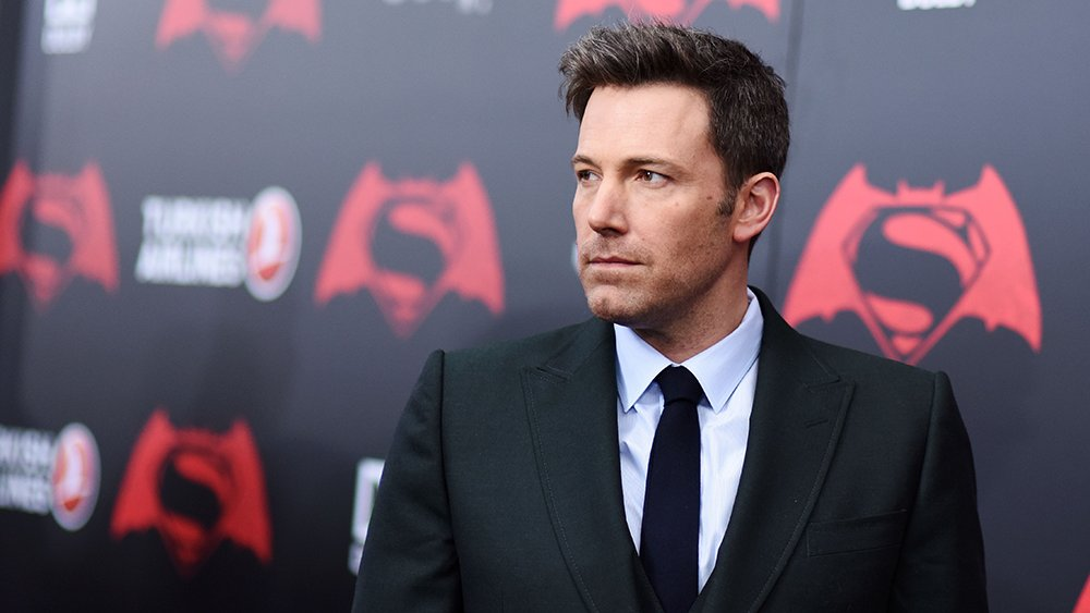 Ben Affleck says he recently completed rehab stint