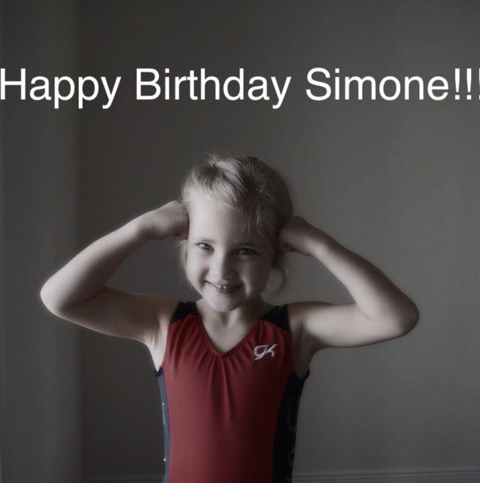 Happy Birthday from one of your biggest fans!