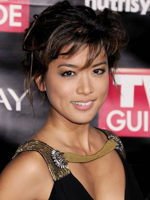 Happy Birthday Grace Park