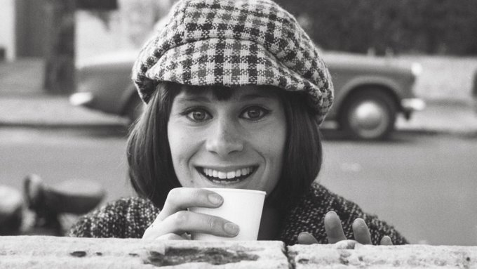 Happy birthday, Rita Tushingham! Now watching, The Knack...and How To Get It. (1965).