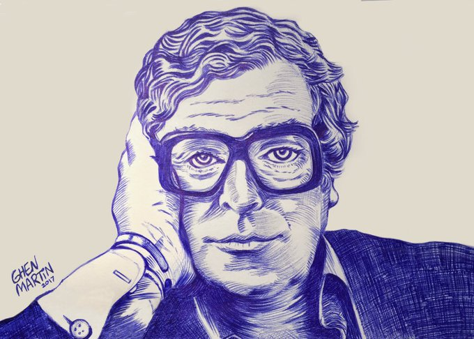 Happy 84th Birthday Caine