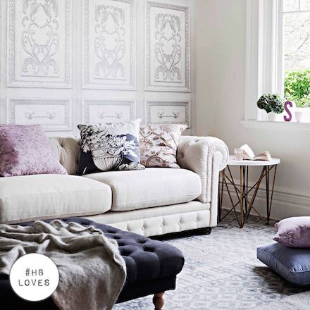 """""""Be faithful to your own taste because nothing you really like is ever out of style"""" ~ Billy Baldwin, New York interior decorator #HBloves https://t.co/5B5L8OWivI"""