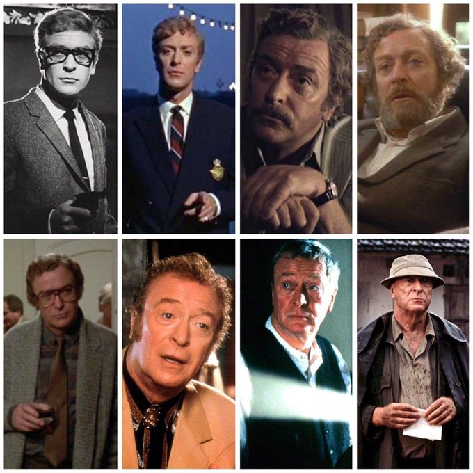 Happy birthday to the legendary actor, Michael Caine.