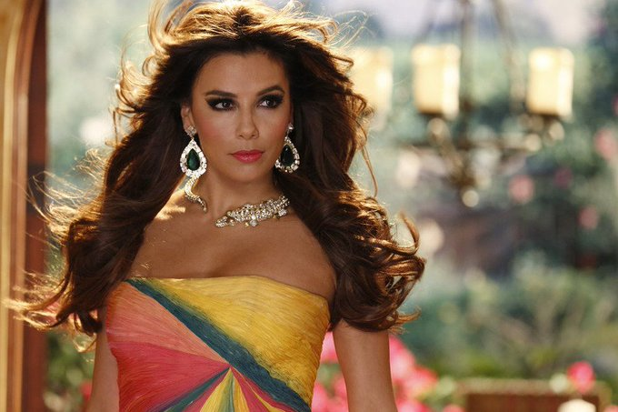 Happy Birthday to Eva Longoria, who turns 42 today!