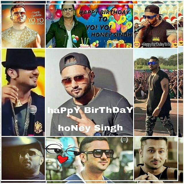 HaPpY Birthday HoNEy SInGh