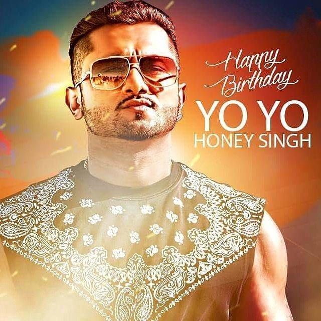Yo yo bro wise u happy birthday yo yo honey singh