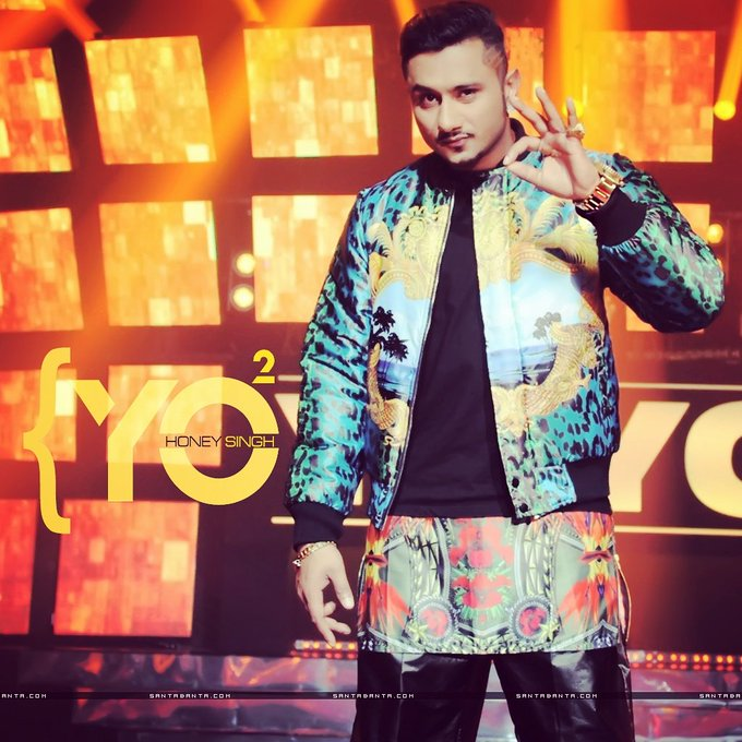 Happy birthday yo yo honey Singh do a revolution in music industries stay blessed