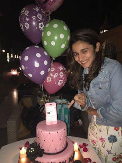 Celebrate 23rd birthday big fan of you  Happy birthday! bhatt Dream girl luv you aluuu