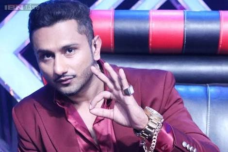 Happy bday ... Honey singh ... Party hard ..God bless u ... Yo yo...
