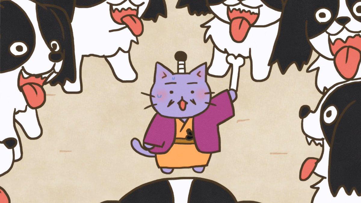 いかがでしたかにゃ?にゃんだか、すっごくいぬだいすきねこでしたにゃね!さ~て来週のねこねこ日本史は…みんにゃだいすき「若