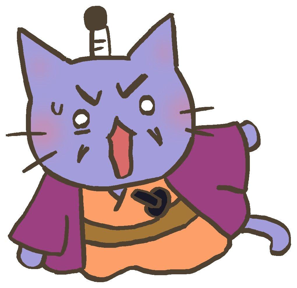 うっかり見逃した人向けに「いぬいぬ将軍、徳川綱吉!」の配信お知らせにゃ!現在、ビデオマーケット様  で配信してますにゃ!