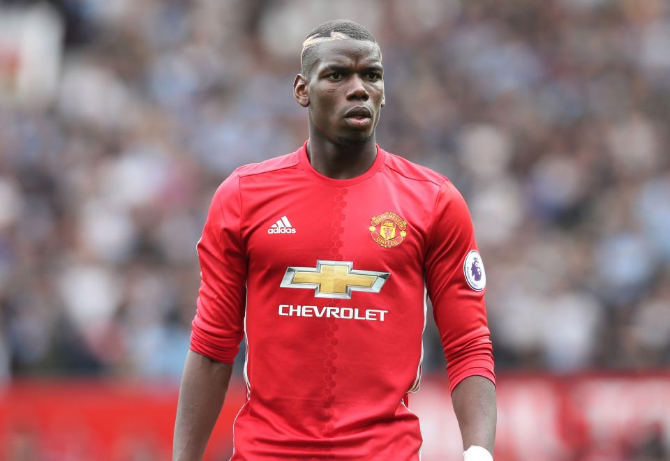 Happy Birthday to the best midfielder in the league, Paul Pogba.
