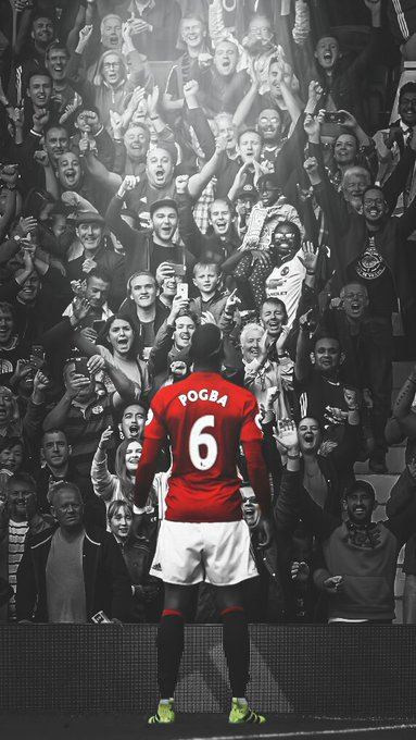 Happy Birthday, Paul Pogba.
