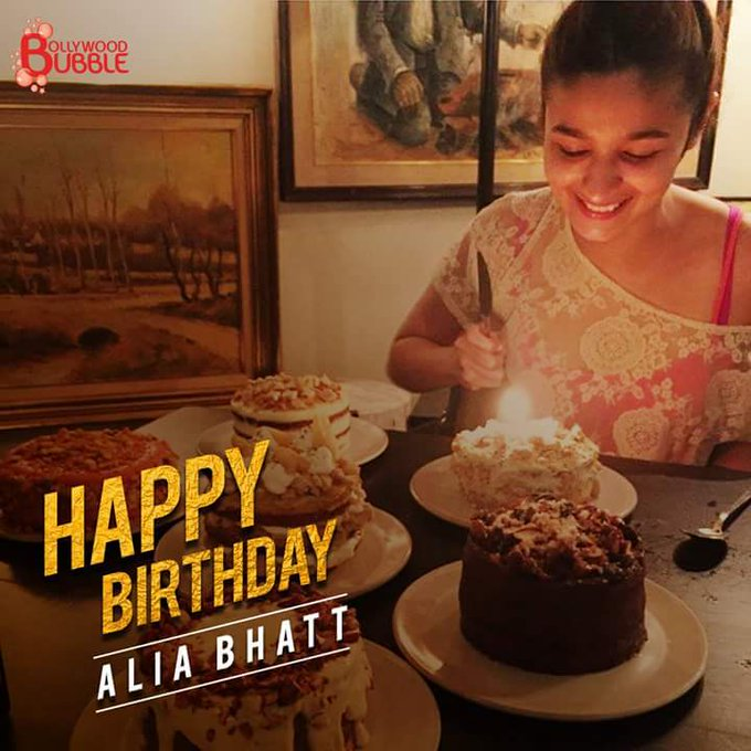 many more happy return day   Alia bhatt hit Like Staaar   Nouty Girl Happy birthday chulbuli