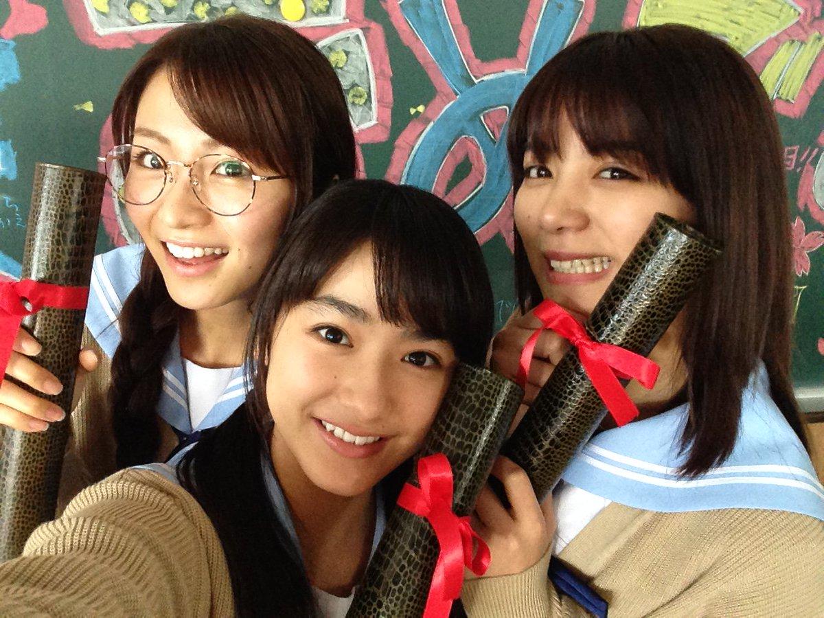 中川さんと平さんと同じく、この春卒業を迎える方、おめでとうございます🌸✨🎬『#ReLIFE #リライフ』では、卒業も描か