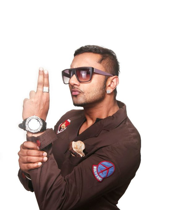 Vikram Maurya Wishes a Very Happy 34th Birthday To Rapper, Composer, Singer, Yo Yo Honey Singh!