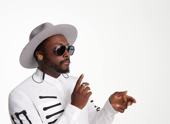 Happy birthday Will.I. Am.