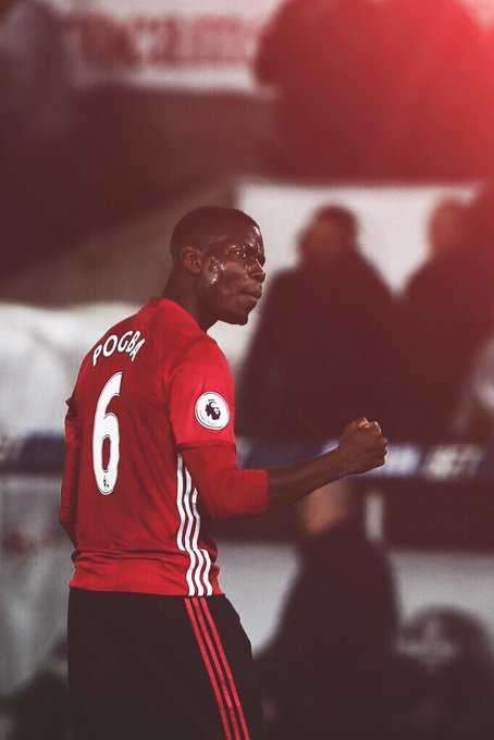 Happy birthday, Paul Pogba!