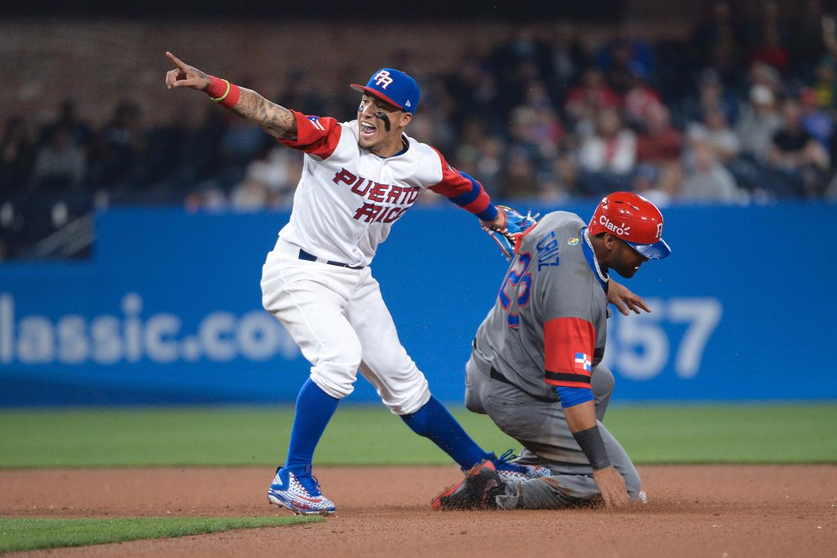 Puerto Rico upsets Dominican Republic in WBC and has blast doing so
