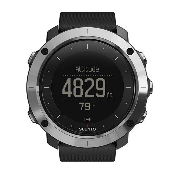 #free #fashion #watches #win #giveaway #np NEW Suunto Traverse GPS Black Quartz Watch