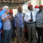 Bunge team visits Dar varsity projects