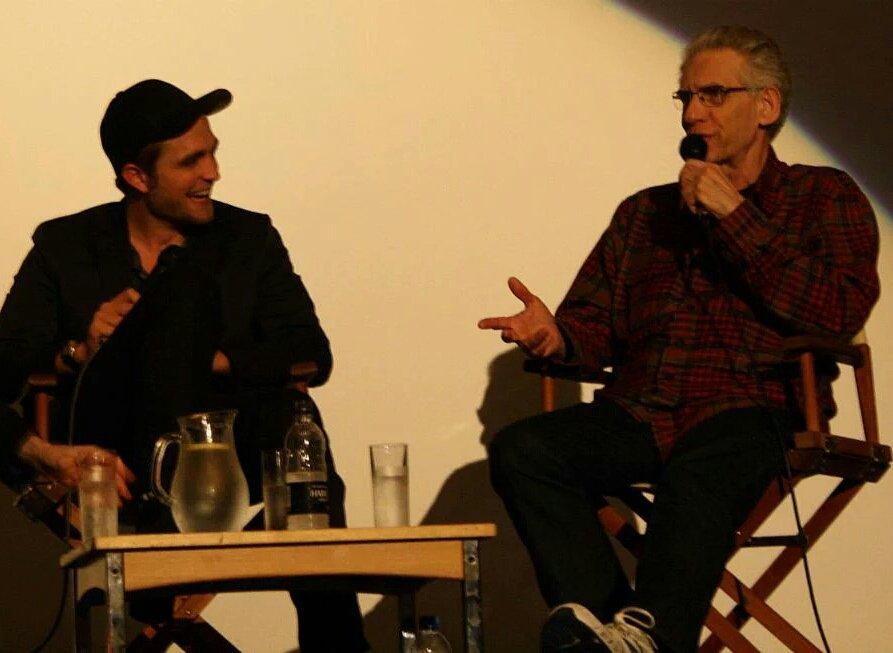 Happy birthday David Cronenberg a wonderful man & director.