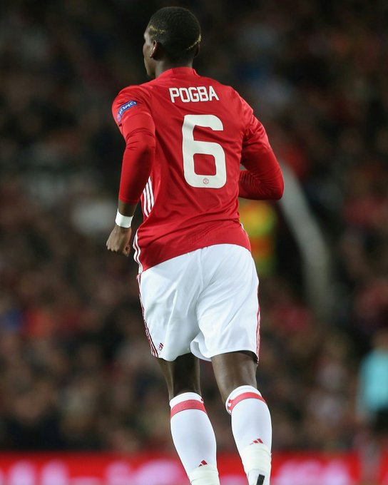 Happy birthday Paul Pogba 24th today