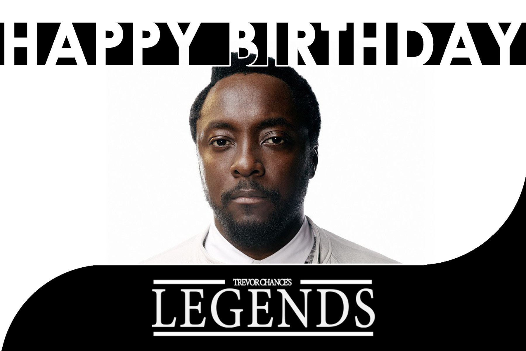Happy Birthday to  The Voice judge and former Black Eyed Pea is turning 42 today...