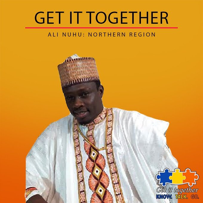 Happy Birthday to our Get It Together Ambassador, Ali Nuhu.  Wishing you a fantastic year ahead.