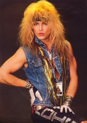 Happy Birthday Bret Michaels - POISON