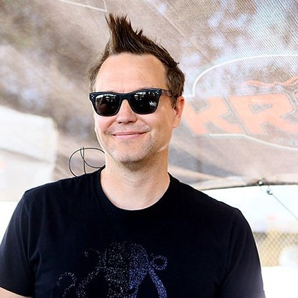 Happy birthday!! Mark hoppus