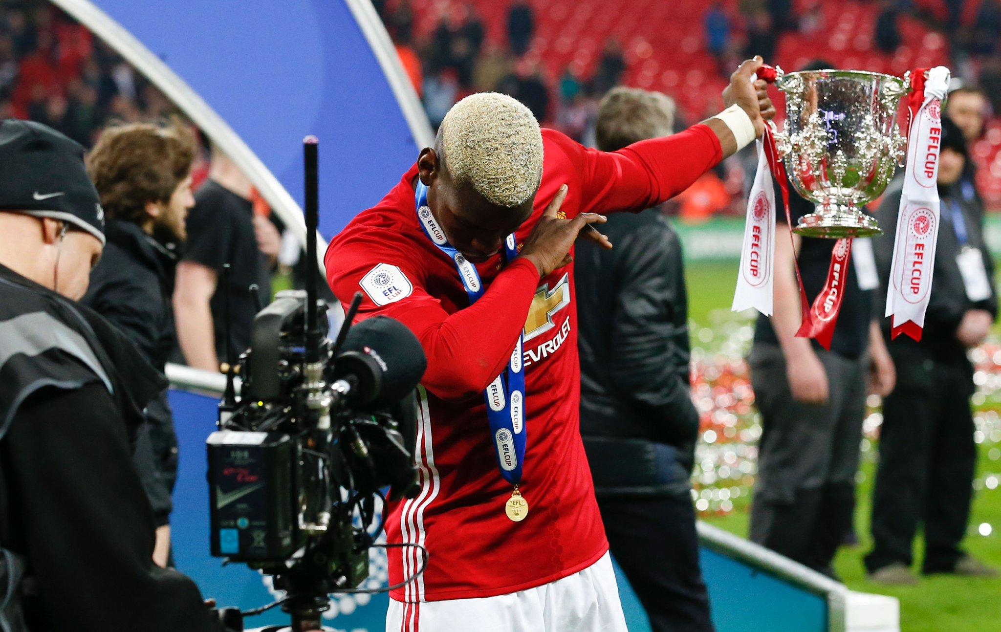 Happy birthday to Man United star Paul Pogba who turns 24 today