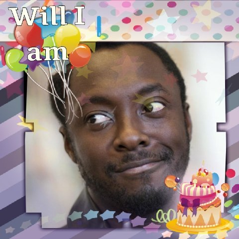 Happy Birthday Will I am , Sam Baldock, Alexander Sims, Curtis Davies, Tom Chilton, Sean Biggerstaff & Joanne Wise