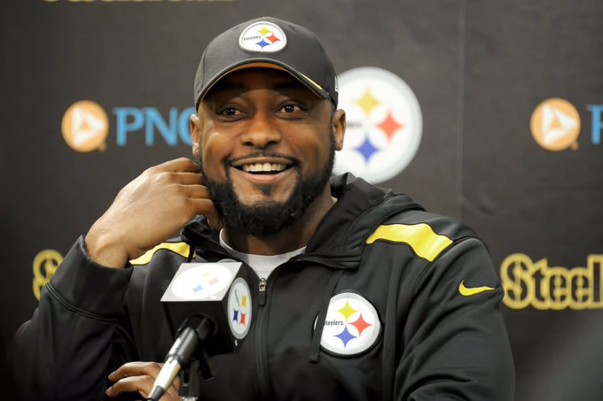 Happy Birthday Mike Tomlin