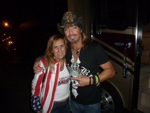 Happy Birthday to Bret Michaels