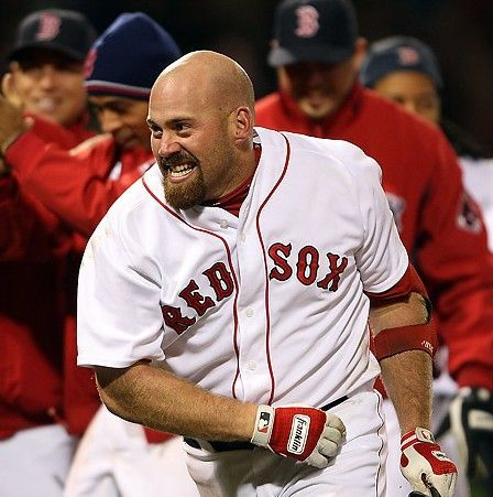 Wishing a Happy Birthday to 4 time MLB All Star & Gold Glove First Basemen Kevin Youkilis!