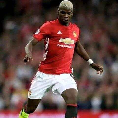 I want to use this opportunity to wish Paul pogba of Manchester united happy birthday.