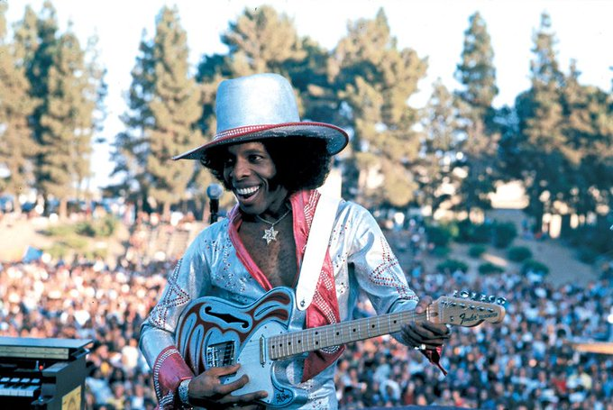 Wishing a happy and FUNKY 74th birthday to Sly Stone!