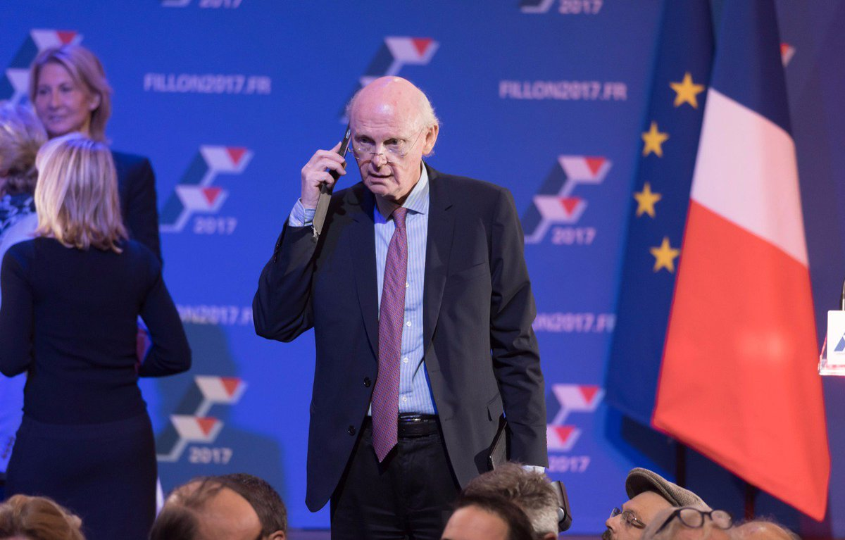 INFO #JDD - La lettre de démission du directeur de campagne de Fillon, Patrick Stefanini https://t.co/sFVHhAi0Qf