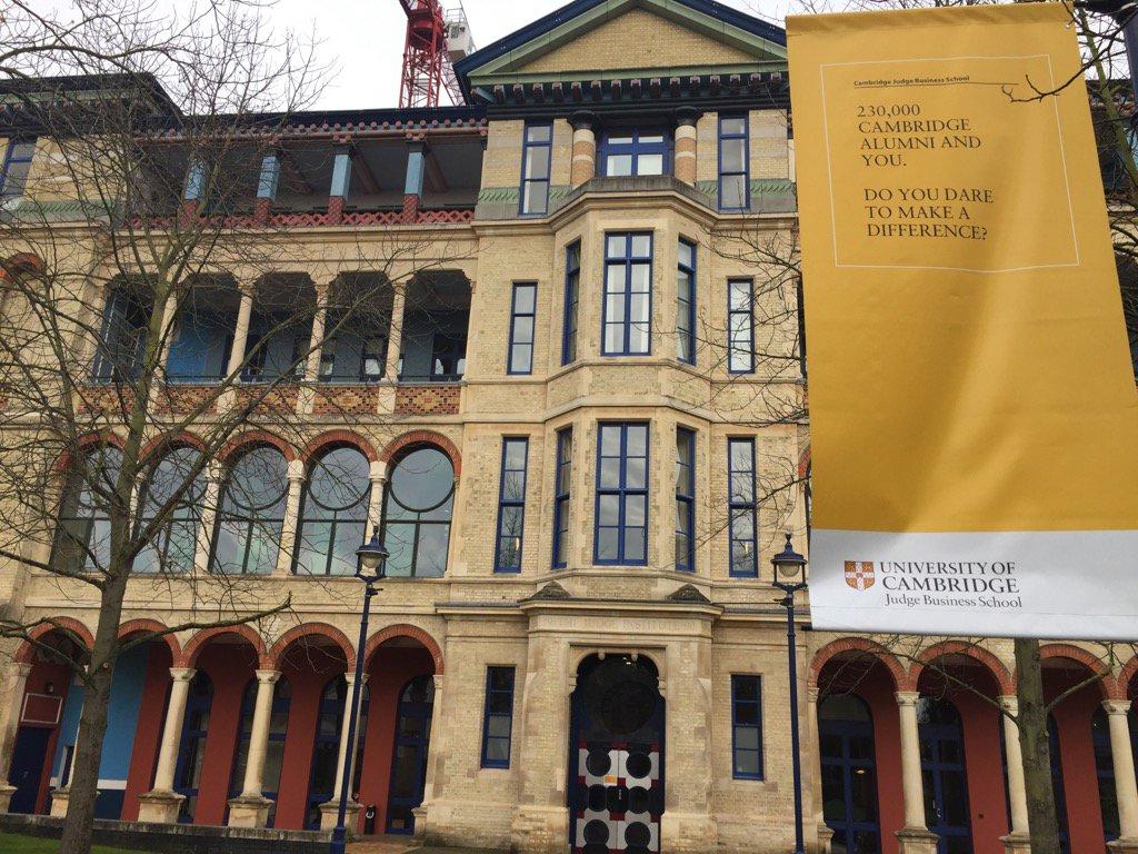12 Cambridge Judge MBA Essay Questions, Tips
