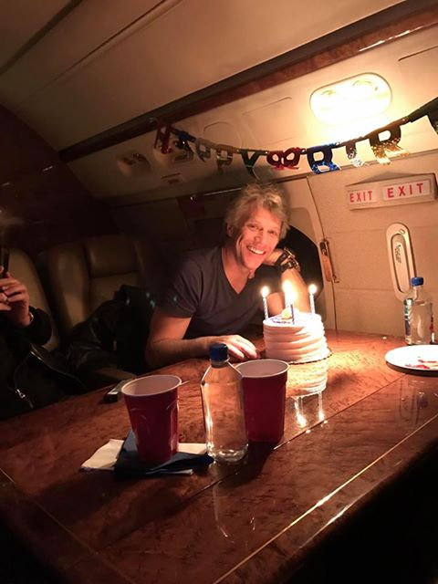 Happy Birthday to Jon Bon Jovi!