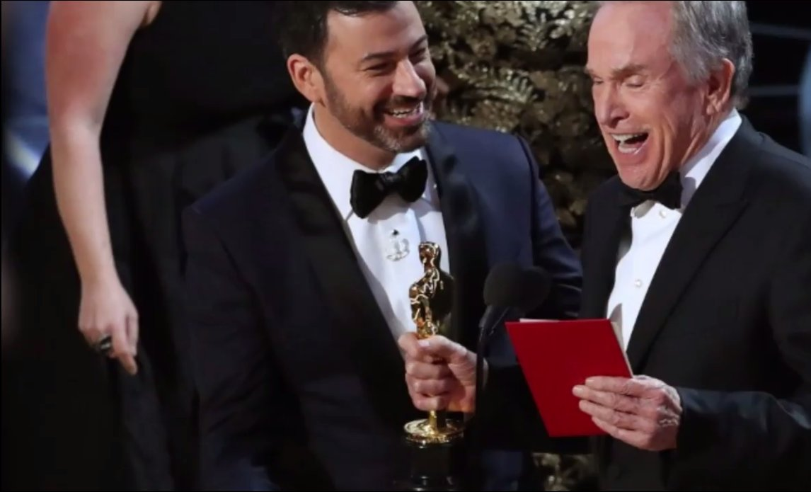 """Changes will be implemented"" to the Oscars following the historic Best Picture blunder:"