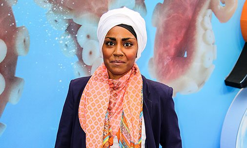GBBO star @BegumNadiya is hosting BBC's very exciting new cooking show!
