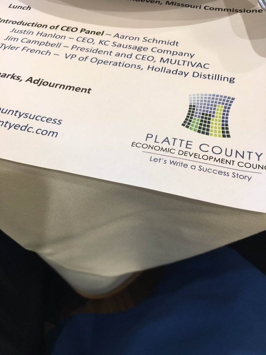 test Twitter Media - Great event by @PlatteEDC hearing about education and from our CEO's! #edpartners https://t.co/I6InDGGqGr
